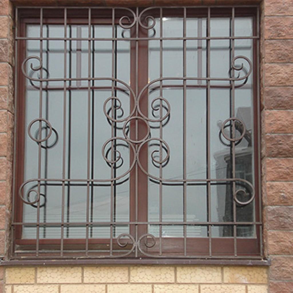 "Решетки на окна ""суперрметалл""."